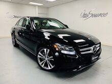 2016_Mercedes-Benz_C-Class_C 300 OVER $5K IN OPTIONS NAVIGATIO/BLIND SPOT DETECT/BACK UP CAMERA/HEATED SEATS_ Dallas TX