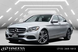 Mercedes-Benz C-Class C 300 Sport Blind Spot Panorama Backup Camera! 2016