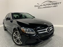2016_Mercedes-Benz_C-Class_C 300 Sport **VERY LOW MILES**_ Carrollton  TX
