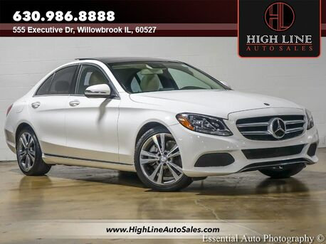 2016_Mercedes-Benz_C-Class_C 300 Sport_ Willowbrook IL