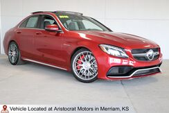 2016_Mercedes-Benz_C-Class_C 63 S AMG®_ Kansas City KS