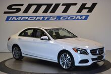 Mercedes-Benz C-Class C300 4MATIC MSRP $49,780, 9K OPTIONS, PREMIUM 2 PACKAGE, MULTIMEDIA PKG 2016