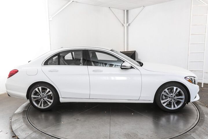 2016 Mercedes-Benz C-Class C300 Sedan Dallas TX