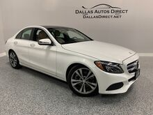 2016_Mercedes-Benz_C-Class_**FACTORY WARRANTY**PANO ROOF**_ Carrollton  TX