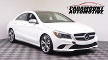 2016_Mercedes-Benz_CLA 250_2DR CLA250 CPE 4M_ Hickory NC