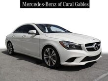2016_Mercedes-Benz_CLA_250 4MATIC® COUPE_ Miami FL