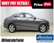 2016_Mercedes-Benz_CLA_250 4MATIC w/Pano Sunroof_ Maumee OH