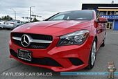 2016 Mercedes-Benz CLA 250 4Matic AWD / Power & Heated Leather Seats / Navigation / Harman Kardon Speakers / Blind Spot Assist / Bluetooth / Back Up Camera / 33 MPG / Only 16k Miles