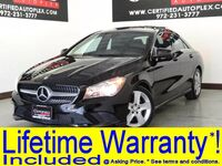 Mercedes-Benz CLA 250 COLLISION PREVENTION ASSIST ATTENTION ASSIST PANORAMA NAVIGATION BLUETOOTH 2016