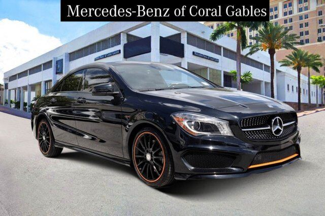 2016 Mercedes-Benz CLA 250 COUPE X882