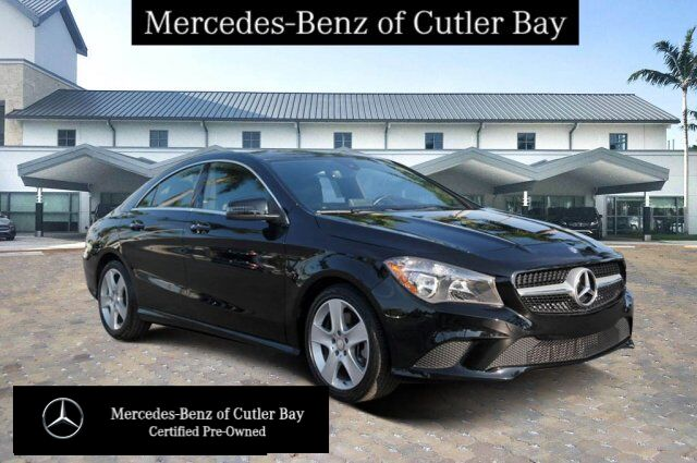 2016 Mercedes-Benz CLA 250 COUPE Miami FL