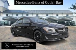 2016_Mercedes-Benz_CLA_250 COUPE_ Miami FL