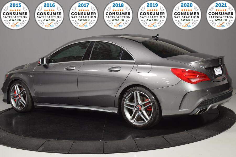 2016_Mercedes-Benz_CLA_AMG CLA 45_ Glendale Heights IL