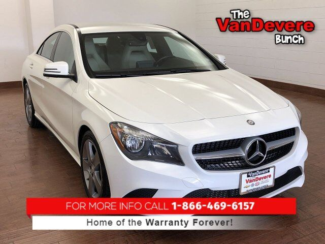Exceptional 2016 Mercedes Benz CLA CLA 250 Akron OH ...