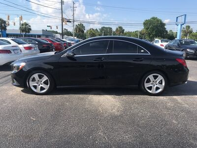 2016_Mercedes-Benz_CLA_CLA 250_ Charleston SC