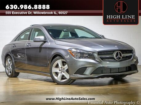 2016_Mercedes-Benz_CLA_CLA 250_ Willowbrook IL