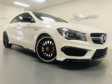 2016 Mercedes-Benz CLA CLA 45 AMG® Dallas TX