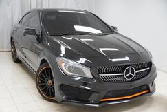 2016_Mercedes-Benz_CLA-class_CLA250 Edition: Orange 4MATIC Navigation Blind Spot Monitor Sunroof Backup Camera_ Avenel NJ