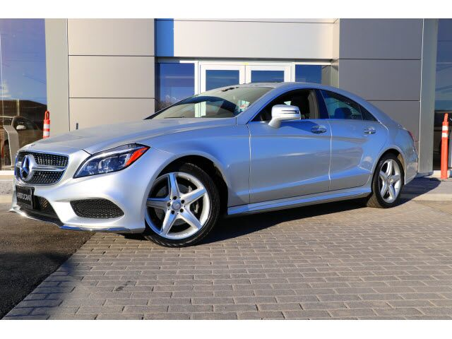2016 Mercedes Benz Cls 400 4matic Coupe Merriam Ks