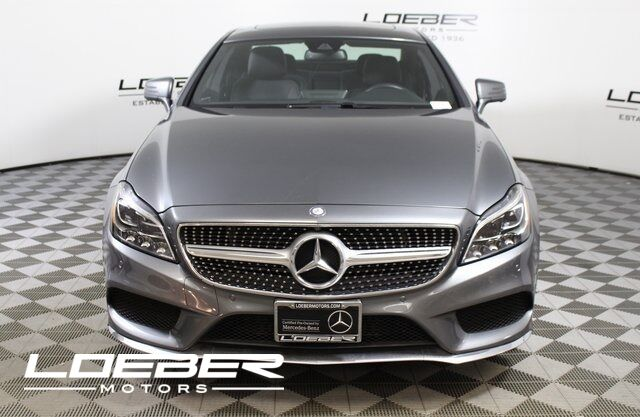 2016 Mercedes Benz Cls 550 4matic Coupe Lincolnwood Il