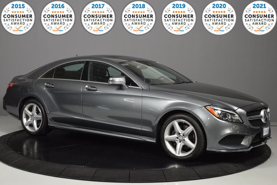 2016_Mercedes-Benz_CLS_CLS 400_ Glendale Heights IL