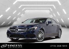 Mercedes-Benz CLS CLS 550 Sport Package MSRP $87175! Warranty. 2016