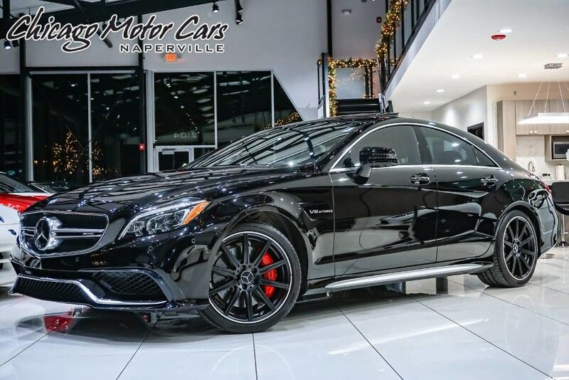 2016_Mercedes-Benz_CLS63 S AMG_4Matic_ Chicago IL