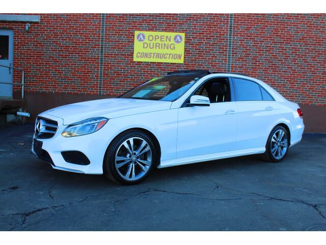 2016 mercedes benz e 350 4matic sedan merriam ks 22843756 for Mercedes benz of kansas city aristocrat