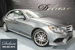 Mercedes-Benz E 350 4MATIC Sport, Navigation System, Rear-View Camera, Harman/Kardon Surround Sound, Power Sunroof, AMG Alloy Wheels, 2016