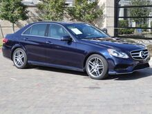 2016 Mercedes-Benz E 350 Sedan Houston TX