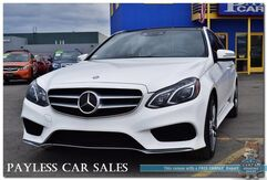 2016_Mercedes-Benz_E 400_4Matic AWD / Heated & Ventilated Leather Seats / Navigation / Dual Sunroof / Driver Assist Pkg / Harman Kardon Speakers / Bluetooth / Back-Up Camera / 28 MPG / 1-Owner_ Anchorage AK