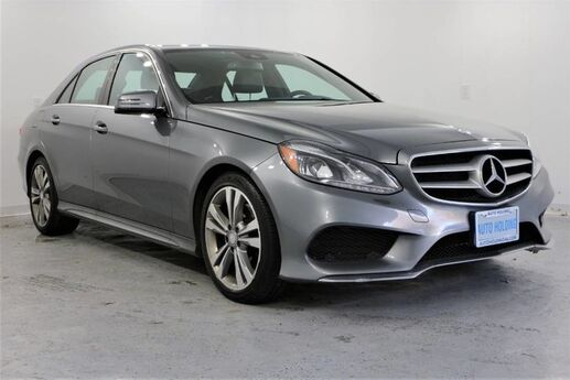 2016 Mercedes-Benz E-Class E 350 4MATIC Hillside NJ