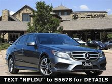 2016 Mercedes-Benz E-Class E 350 Luxury San Antonio TX