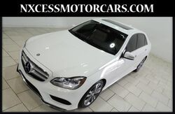 2016_Mercedes-Benz_E-Class_E 350 SPORT PKG BLIND SPOT LANE ASSIST NAV_ Houston TX