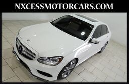 Mercedes-Benz E-Class E 350 SPORT PKG BLIND SPOT LANE ASSIST NAV 2016