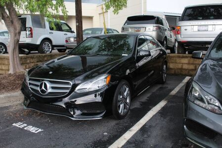 2016_Mercedes-Benz_E-Class_E 350 SPORT_ Charleston SC