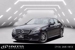 2016_Mercedes-Benz_E-Class_E 350 Sport 4Matic Keyless Go Navigation Roof Backup Camera._ Houston TX