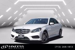 2016_Mercedes-Benz_E-Class_E 350 Sport Leather Roof Navigation Backup Camera Low Miles!_ Houston TX