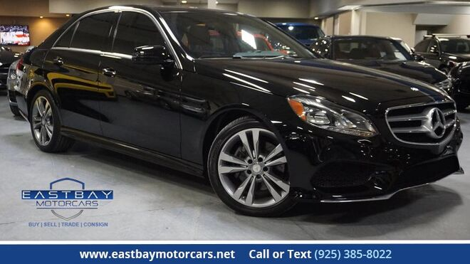 2016_Mercedes-Benz_E-Class_E 350 Sport / Premium 1 Package_ San Ramon CA