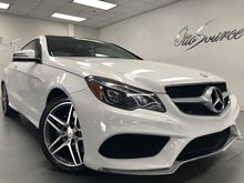2016_Mercedes-Benz_E-Class_E 550_ Dallas TX