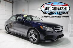 2016_Mercedes-Benz_E350 4MATIC_AMG Sport Panoramic_ Carol Stream IL