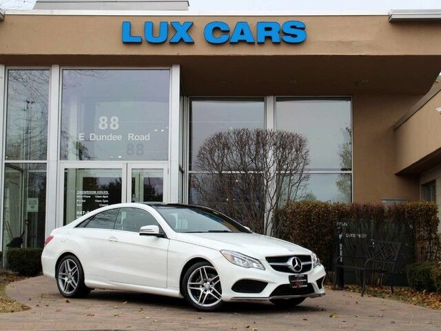 2016 Mercedes Benz E400 Coupe Sport Nav 4matic Msrp