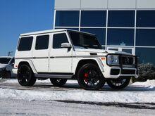 2016_Mercedes-Benz_G_AMG® 63 SUV_ Kansas City KS