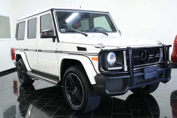 2016_Mercedes-Benz_G-Class_4MATIC 4dr AMG G 63 , 1 Owner, Clean Carfax, 360 Surround Rear View Camera, Navigation System, Harman / Kardon Premium Sound, Parking Distance Control, Heated / Ventilated Seats,_ Leonia NJ
