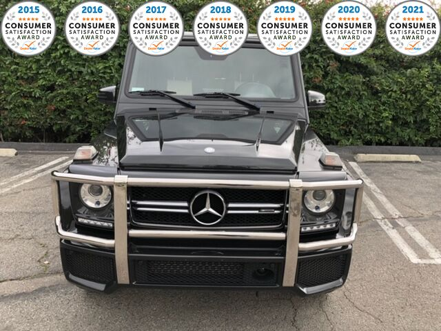 2016_Mercedes-Benz_G-Class_AMG G 63_ Glendale Heights IL