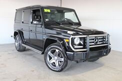 2016_Mercedes-Benz_G-Class_G 550_ Kansas City KS