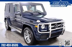 2016_Mercedes-Benz_G-Class_G 63 AMG_ Rahway NJ
