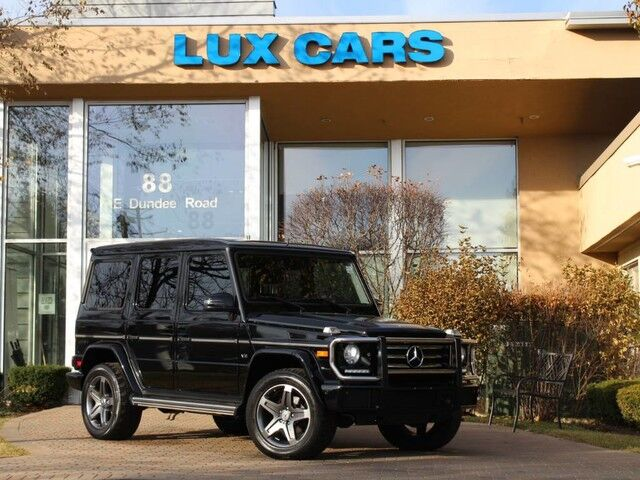 2016_Mercedes-Benz_G550_NAV 4MATIC_ Buffalo Grove IL