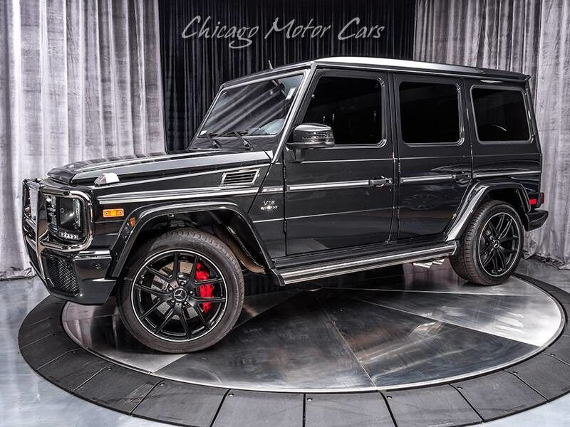 2016_Mercedes-Benz_G65 AMG 4 Matic_4dr SUV_ Chicago IL
