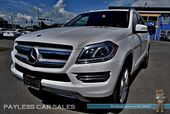2016 Mercedes-Benz GL 450 4Matic AWD / Bi-Turbo V6 / Power & Heated Leather Seats / Navigation / Sunroof / Power 3rd Row / Seats 7 / Bluetooth / Back Up Camera / Keyless Go Pkg / 21 MPG